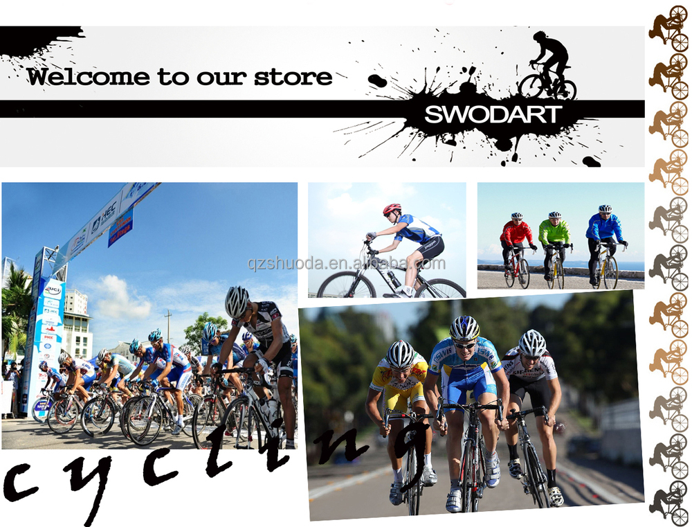 wholesale 2015 new arrival comfortable cycling wears sport custom cycling Jerseys