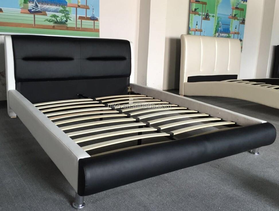 Fantástico Muebles De Cabecera Reina Negro Molde - Muebles Para ...