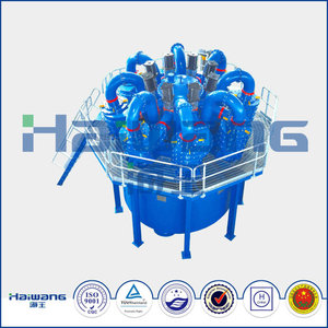 Weihai Industrial Mining Machines Parts For Hydrocyclone Desander