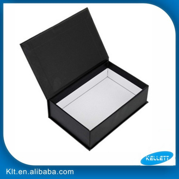 custom logo printed packaging magnetic closure cardboard paper gift box wholesale