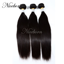 Large stock human hair weave real tangle free brazilian virgin human hair