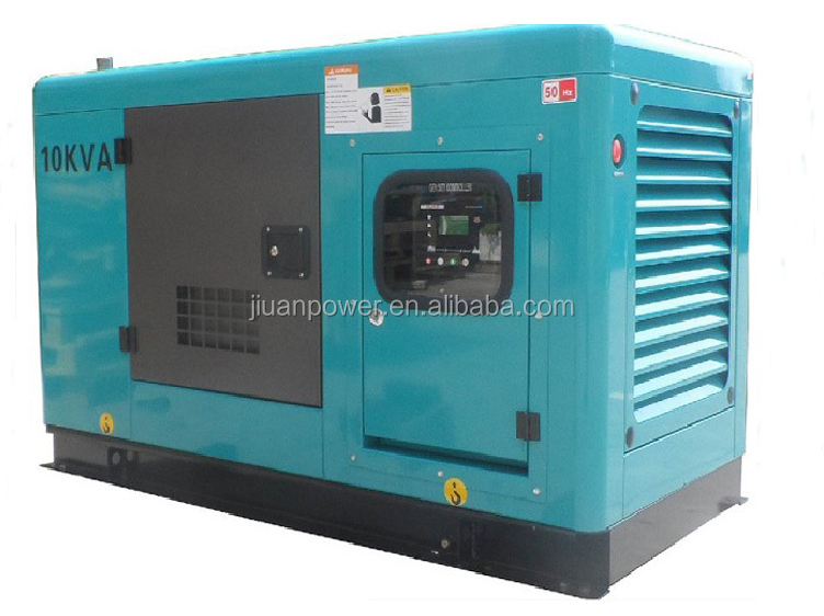 10kva generator made in japan small diesel water cooled engine