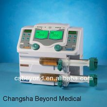 China made veterinary syringe pump with pca function with CE