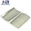 Manufacturer sale reliable rare earth permanent n35 production motor arc segment NdFeB neodymium magnet