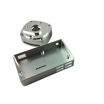 provide precision CNC machining aluminum parts with good quality