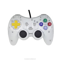PC USB High Quality 6ft vibration Game Controller