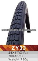 rubber bicycle tyre_solid mountain bicycle tyre