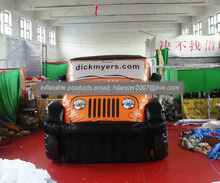 Inflatable jeep Model/Advertising Inflatable Cartoon 2016 Newest
