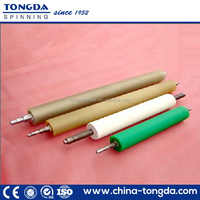 Textile Rubber Cots for Ring Spinning