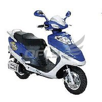 Best Price Gas Motor Scooter Equipped 4 Stoke 125cc Engine(MS1275EEC)