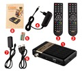E400 Mini strong full HD 1080P WiFi Digital satellite receiver