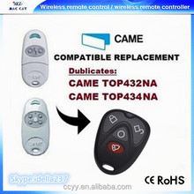 Universal remote control 433 MHz gate Auto Key To GATES CAME free shipping