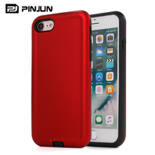 Phone case manufacturing for iphone 8 case cell,dual layer for iphone 8 groove case