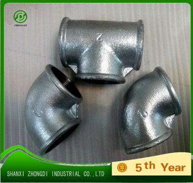 malleable cast iron elbows