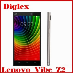 Cheap Lenovo android 4.4 os Mobile Phone 2GB Rom 32GB Rom 5.5INCH Qualcomm MSM8916 Quad core Lenovo Vibe Z2 With Factory price