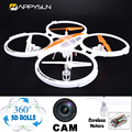 New Toy Child Best Gift 3D Flips Rc Drone With 0.3MP Camera