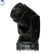 2017 China hot selling 60w 3 prism rgbw 4in1 moving head spot stage light gobo wash dj projector