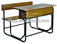 Double Seat School Stool and Bench for School Furniture