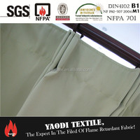 IFR Ployester plain blackout ready made curtain