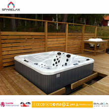 6 Person Inflatable Portable Spa / Outdoor Whirlpool / Massage Hot Tub Camaro