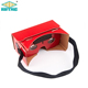 Cheap Branded Virtual Reality 3d vr Glasses google cardboard v1 for promotion