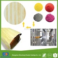 Heat Transfer Base Powder Coating For Wood Sublimation