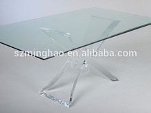 Customized folding acrylic sheets plastic table top