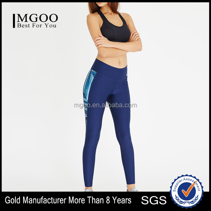 MGOO Wholesale Quick Dri Women Sexy Fitness Wear Yoga Set New Design Sport Wear Clothes
