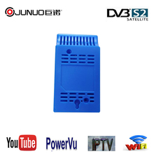 junuo professtional dvb s2 box full hd mpeg4 tuner s2 mini satellite receiver tv