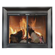 HM High Quality Fireplace Glass Fire Resistant Glass Sheet