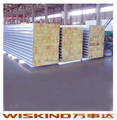 0.43mm plate external wall sandwich panel