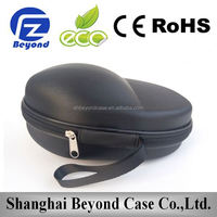 Portable Earbud Earphone Pouch Nylon Durable Headphone Bag Protective Carrying Case