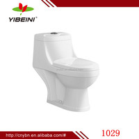 china hot sale ceramic sanitary ware economic one piece toilet