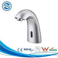 AC & DC Powered hands-free sensor tap automatic mixer faucet