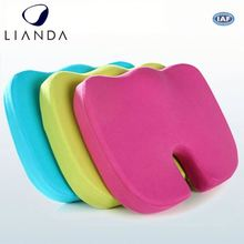decorative cushions, round cotton pads, memory foam comfort pillow