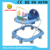 Old cheap baby walker with music and toys Adjustable baby walker with light high quality new baby walker