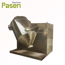 Electric chemical mixing equipment / small powder mixer / detergent powder mixer machine