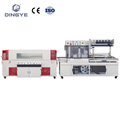 DQL6025 New Automatic side Sealer & BSE6020T Shrink tunnel