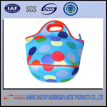 SGS Portable Insulated Picnic Basket Cool Bag of Customized