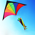 easy flying delta kite from weifang kite factory