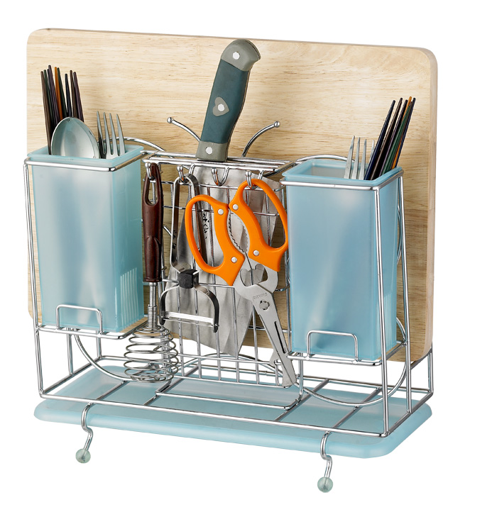 ChuZhiLe Hot Sale Morden Kitchen Tool Holder cutlery storage AB-446