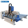 Multi head cnc router for 3D woodworking and making sign