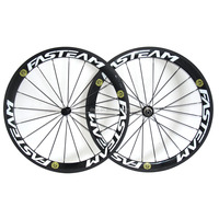 Hot selling!Road bicycle wheels 700c full carbon road bike 50mm Clincher wheels carbon cycling wheelset cheap selling!