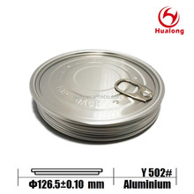 Easy Open Ends 502(126.5mm) Easy Peel Off Lid For Food Can