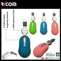 computer mouse for Ipad,mouse manufacturing,rainbow optical mouse--Shenzhen Ricom