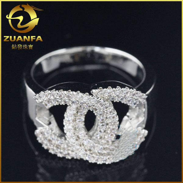 high fashion new design italian value 925 sun silver ring