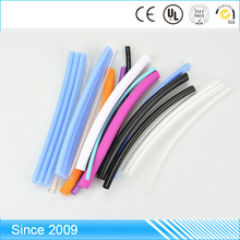 Plastic Polyvinyl Electric Wire Protection PVC Tubings for Wire Jacket