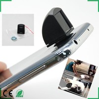 Black Plastic Shell Corner Angle Shooting Periscope Camera Lens for smart phone, Christmas gift