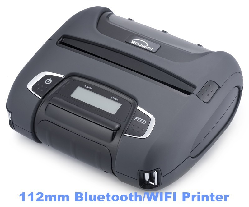 Restaurant thermal poocket size smartphone bluetooth usb pos terminal portable printer for 4inches ticket WSP-i450