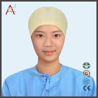 dustproof and sterile food chemical electronic factory working cap